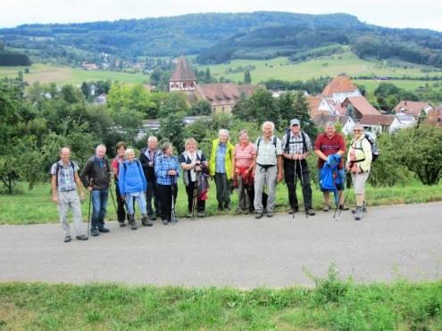Remstal Höhenweg Weiler 2016