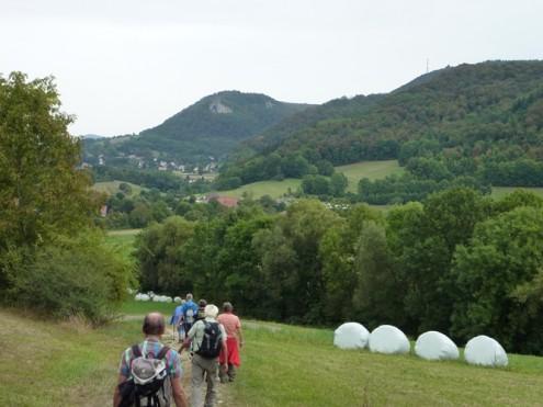 Remstal Höhenweg Rosenstein 2016